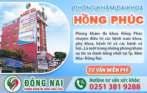 Địa chỉ chữa viêm tuyến tiền liệt ở Long Thành hiệu quả cao