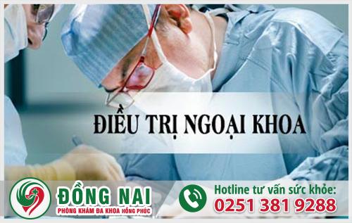 Phương pháp ngoại ngoa áp dụng cho những trường hợp xuất tinh ra máu giai đoạn nặng