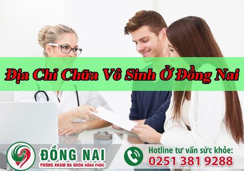 Cơ sở y tế uy tín nào chữa vô sinh tại Đồng Nai
