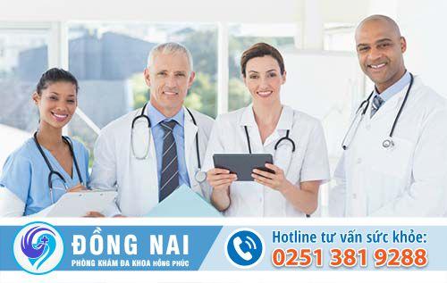 Địa chỉ chữa viêm bao quy đầu ở Đồng Nai