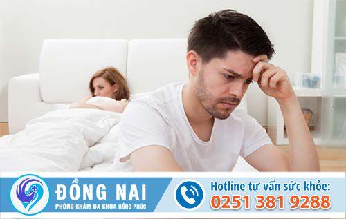 Điều trị bệnh liệt dương ở Vũng Tàu