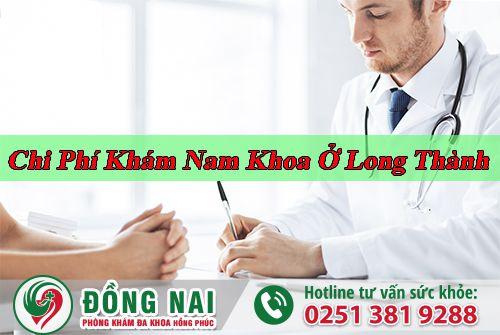 Địa chỉ khám nam khoa uy tín nhất ở Long Thành