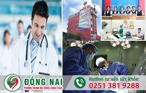 Phòng khám nam khoa Biên Hòa, Đồng Nai uy tín, chất lượng cao ?