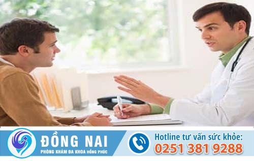 Phòng khám nam khoa Biên Hòa, Đồng Nai uy tín, chất lượng cao