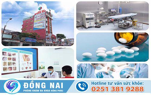 Phòng khám nam khoa ỏ Long Khánh tốt nhất