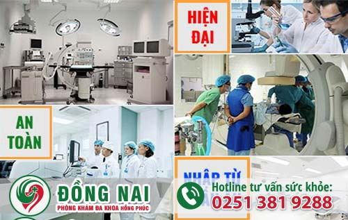 Nên cắt bao quy đầu ở Phòng khám nào tại Biên Hòa ?