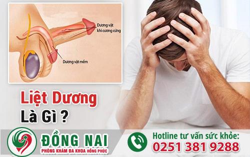Liệt dương là gì? Nguyên nhân, triệu chứng  và cách điều trị