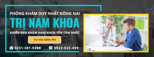 Địa chỉ phòng khám nam khoa tại huyện Định Quán