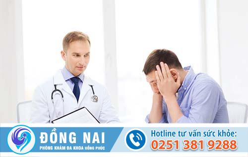 Nguyên nhân gây viêm tuyến tiền liệt là gì