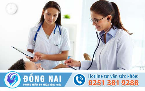 Phòng khám nam khoa ở huyện Vĩnh Cữu với bác sĩ giỏi