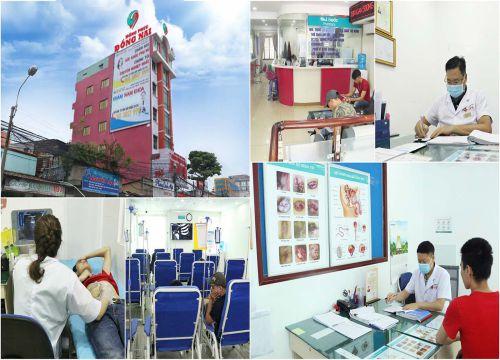 Địa chỉ điều trị viêm tuyến tiền liệt hiệu quả và uy tín tại Đồng Nai