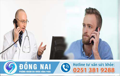Bác sĩ tư vấn bệnh nam khoa