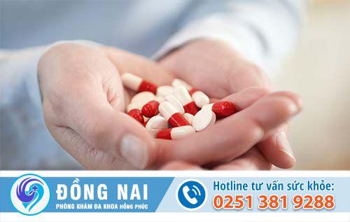 Thuốc chữa bệnh lậu hiệu quả