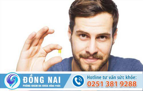 Viêm bao quy đầu uống thuốc gì hiệu quả nhất?