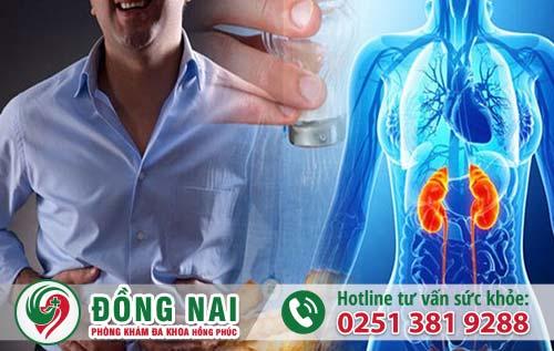 Biến chứng nguy hiểm của bệnh thân khi nam giới xuất tinh nhiều